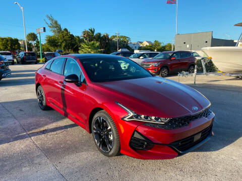 2021 Kia K5 for sale at Key West Kia in Key West Or Marathon FL