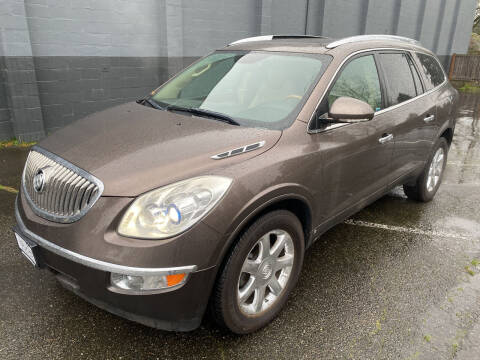 2013 Buick Enclave for sale at APX Auto Brokers in Lynnwood WA