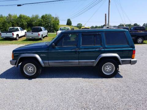 1995 Jeep Cherokee for sale at CAR-MART AUTO SALES in Maryville TN