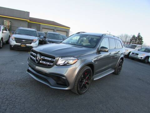 2017 Mercedes-Benz GLS for sale at MIRA AUTO SALES in Cincinnati OH