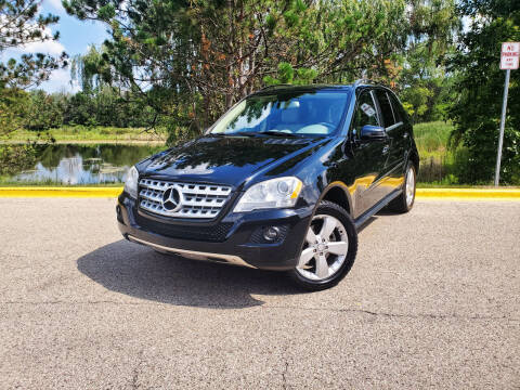 2011 Mercedes-Benz M-Class for sale at Excalibur Auto Sales in Palatine IL