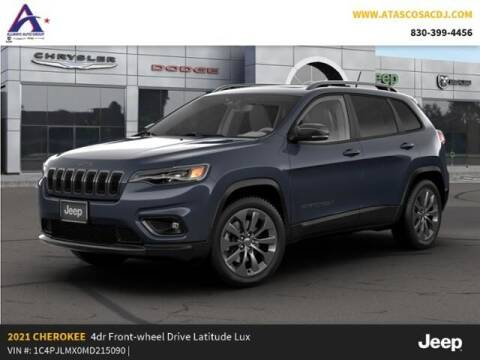 2021 Jeep Cherokee for sale at ATASCOSA CHRYSLER DODGE JEEP RAM in Pleasanton TX