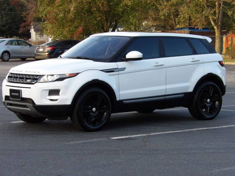 2015 Land Rover Range Rover Evoque for sale at Access Auto in Kernersville NC