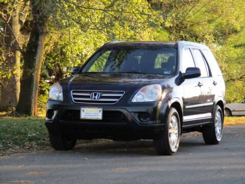 2006 Honda CR-V for sale at Loudoun Used Cars in Leesburg VA