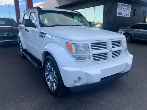 2011 Dodge Nitro for sale at JQ Motorsports East in Tucson AZ