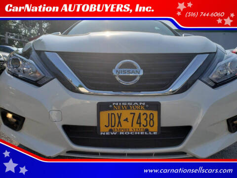2017 Nissan Altima for sale at CarNation AUTOBUYERS, Inc. in Rockville Centre NY