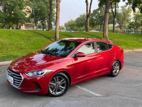 2017 Hyundai Elantra for sale at KAS Auto Sales in Sacramento CA