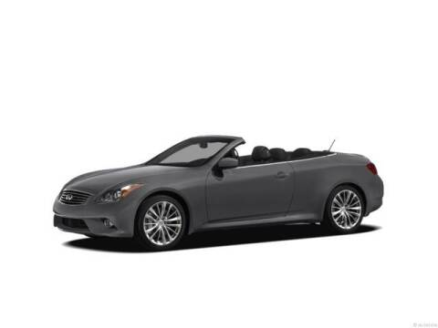 2012 Infiniti G37 Convertible for sale at Terry Lee Hyundai in Noblesville IN