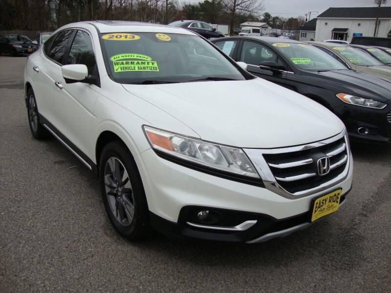 2013 Honda Crosstour for sale in Chester, VA