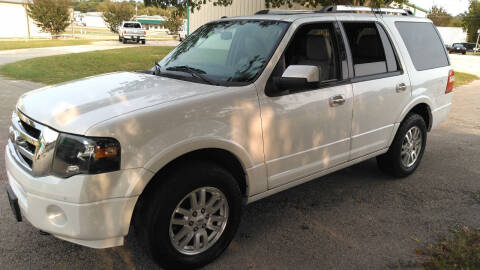 2012 Ford Expedition for sale at Haigler Motors Inc in Tyler TX