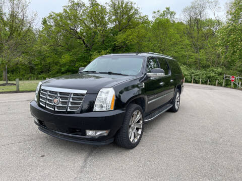 2008 Cadillac Escalade ESV for sale at Ideal Cars in Hamilton OH