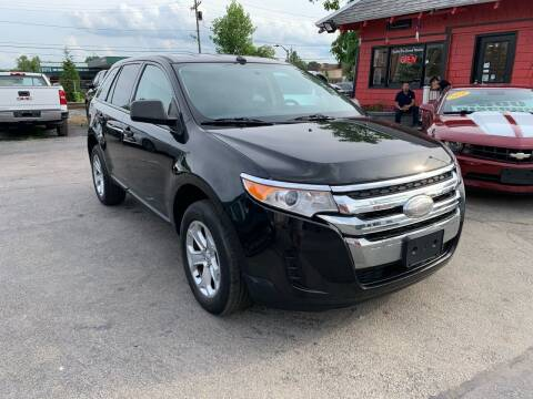 2012 Ford Edge for sale at Mass Auto Exchange in Framingham MA