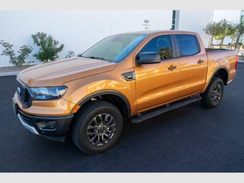 2019 Ford Ranger for sale at REVEURO in Las Vegas NV