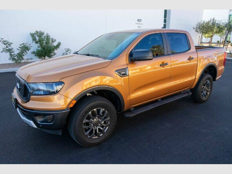 2019 Ford Ranger for sale at REVEURO in Las Vegas NV