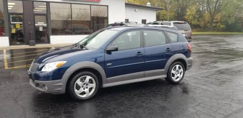 2005 Pontiac Vibe for sale at SINDIC MOTORCARS INC in Muskego WI