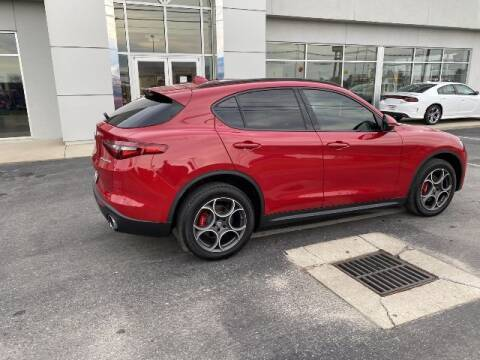 2018 Alfa Romeo Stelvio for sale at Bayird Truck Center in Paragould AR