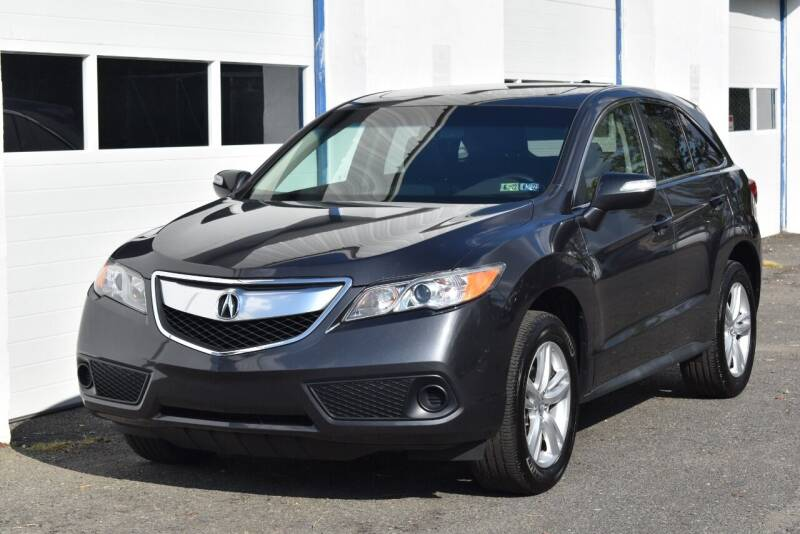 2013 Acura RDX for sale at IdealCarsUSA.com in East Windsor NJ