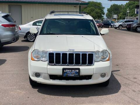 2010 Jeep Grand Cherokee for sale at Lewis Blvd Auto Sales in Sioux City IA