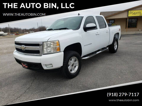 2007 Chevrolet Silverado 1500 for sale at THE AUTO BIN, LLC in Broken Arrow OK