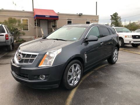 2010 Cadillac SRX for sale at Saipan Auto Sales in Houston TX