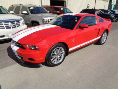 2012 Ford Mustang for sale at De Anda Auto Sales in Storm Lake IA
