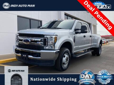 2019 Ford F-350 Super Duty for sale at INDY AUTO MAN in Indianapolis IN