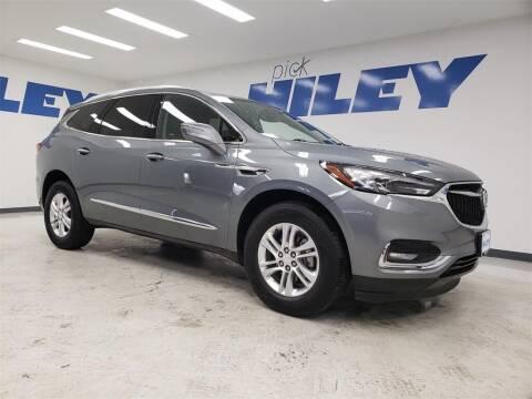 2018 Buick Enclave for sale at HILEY MAZDA VOLKSWAGEN of ARLINGTON in Arlington TX