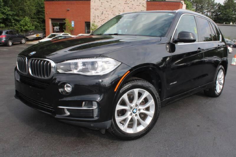 2014 BMW X5 for sale at Atlanta Unique Auto Sales in Norcross GA