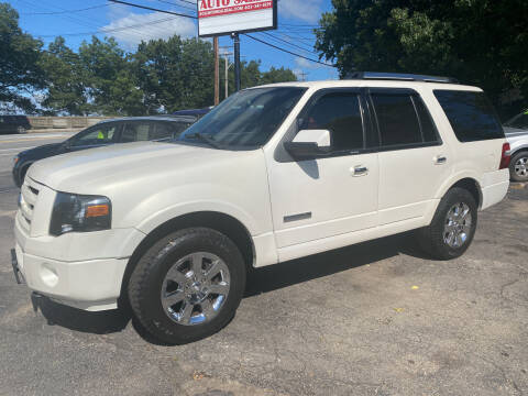 2008 Ford Expedition for sale at Real Deal Auto Sales in Manchester NH