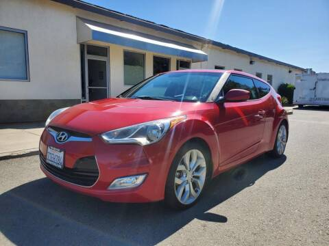 2013 Hyundai Veloster for sale at 707 Motors in Fairfield CA