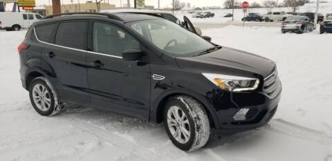 2019 Ford Escape for sale at GOOD NEWS AUTO SALES in Fargo ND
