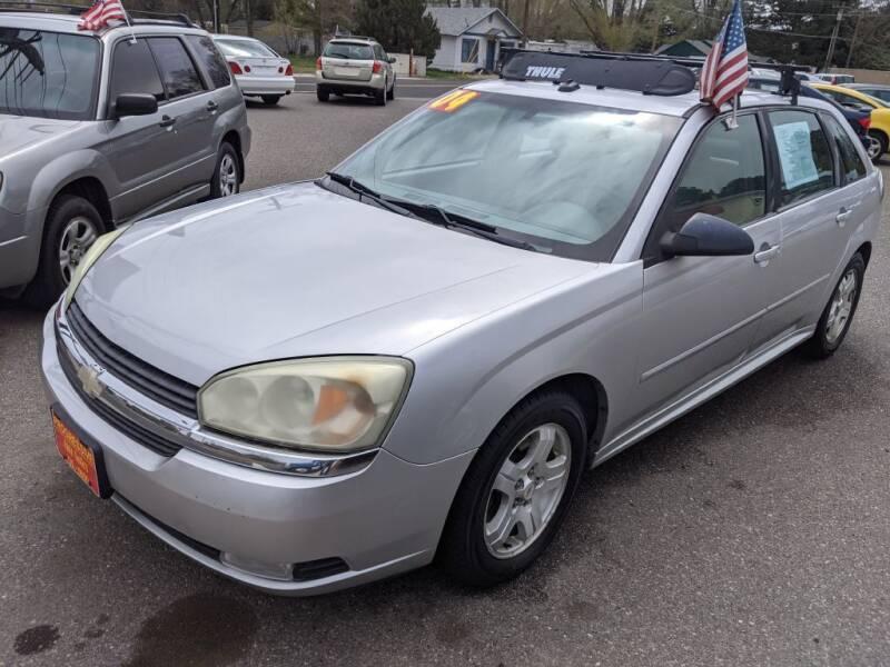 2004 Chevrolet Malibu Maxx for sale at Progressive Auto Sales in Twin Falls ID