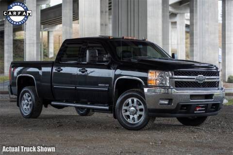 2011 Chevrolet Silverado 3500HD for sale at Friesen Motorsports in Tacoma WA
