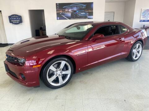 2010 Chevrolet Camaro for sale at Used Car Outlet in Bloomington IL