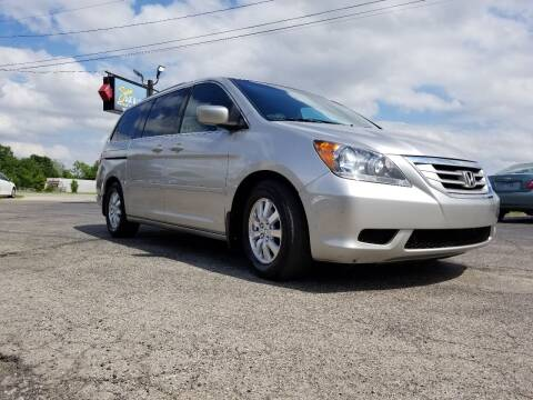 2009 Honda Odyssey for sale at Sinclair Auto Inc. in Pendleton IN