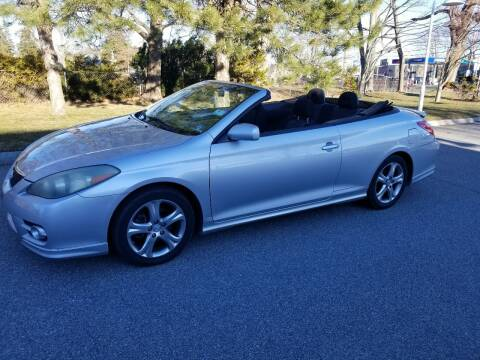 2007 Toyota Camry Solara for sale at Plum Auto Works Inc in Newburyport MA