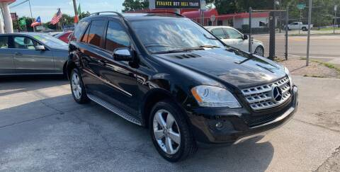 2009 Mercedes-Benz M-Class for sale at Kings Auto Group in Tampa FL