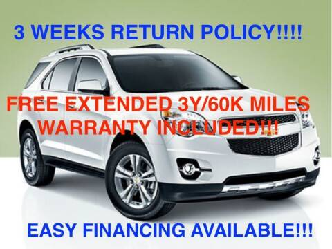 2015 Chevrolet Equinox for sale at Mikes Auto Forum in Bensenville IL