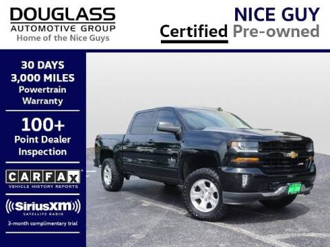 2018 Chevrolet Silverado 1500 for sale at Douglass Automotive Group - Douglas Mazda in Bryan TX