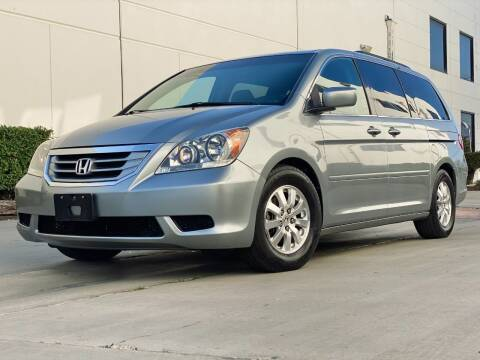 2010 Honda Odyssey for sale at New City Auto - Retail Inventory in South El Monte CA