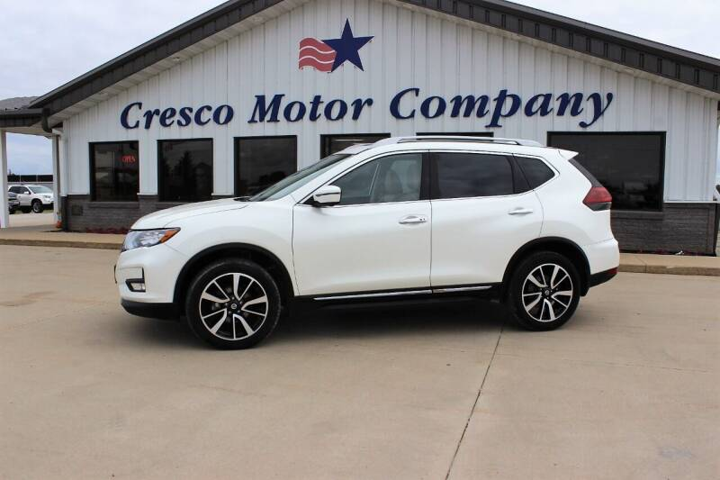 2019 Nissan Rogue for sale at Cresco Motor Company in Cresco IA