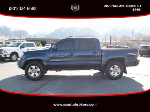 2005 Toyota Tacoma for sale at S S Auto Brokers in Ogden UT