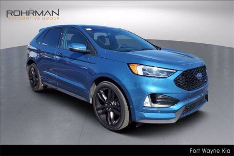 2019 Ford Edge for sale at BOB ROHRMAN FORT WAYNE TOYOTA in Fort Wayne IN