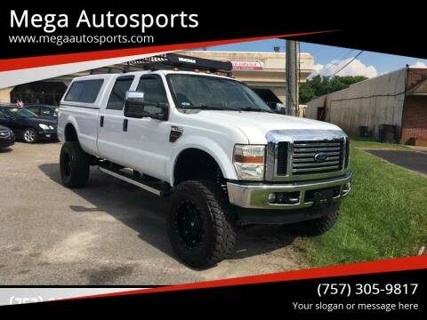 2009 Ford F-350 Super Duty for sale at Mega Autosports in Chesapeake VA