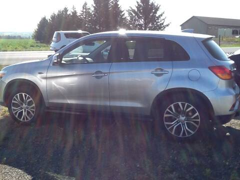 2019 Mitsubishi Outlander Sport for sale at Garys Sales & SVC in Caribou ME
