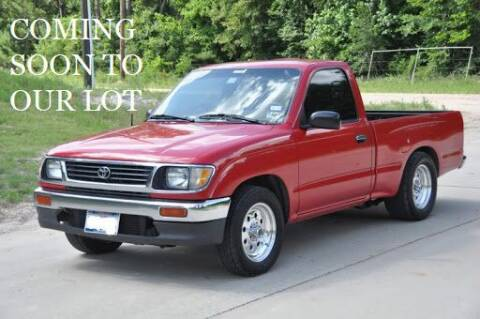 1998 Toyota Tacoma for sale at FASTRAX AUTO GROUP in Lawrenceburg KY