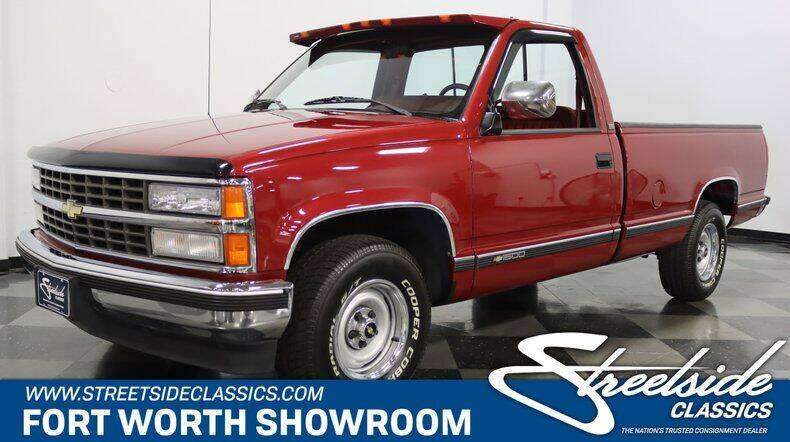 1991 Chevrolet C/K 1500 Series for sale in Fort Worth, TX