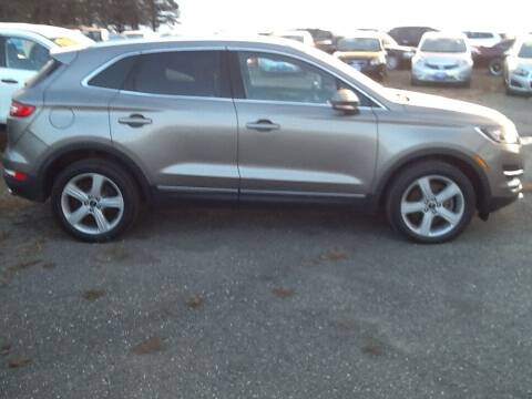 2016 Lincoln MKC for sale at Garys Sales & SVC in Caribou ME
