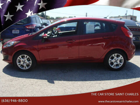 2015 Ford Fiesta for sale at The Car Store Saint Charles in Saint Charles MO