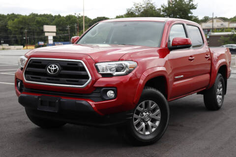 2017 Toyota Tacoma for sale at Auto Guia in Chamblee GA